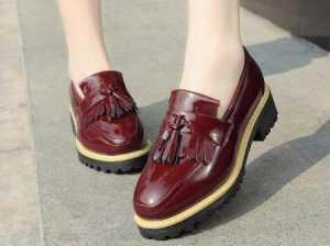 Дитячі туфлі на платформі  переваги взуття та різновиди моделей fa0cb81975b82