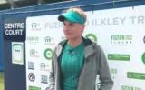 Ястремська: «Вважаю, що можу здобути перемогу на турнірі в Илкли»