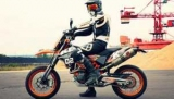 Мотоцикл КТМ 690 SMC: огляд, технічні характеристики і фото