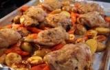 Гомілка куряча з картоплею в духовці: рецепти та особливості приготування