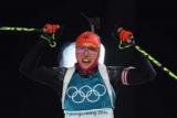 Damier выиграл спринт в пхенчхане и впервые в карьере стала олимпийской чемпионкой