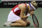 Бушар вперше за вісім місяців обіграла тенісистку з топ-50
