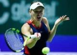 Возняцкі в трехсетовом поєдинку дотиснула Квітову на Підсумковому турнірі