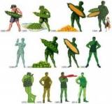 Переваги продукції бренду «Зелений велетень»