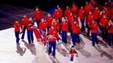 Свендсен: «Очень рад быть знаменосцем его последняя Олимпиада»