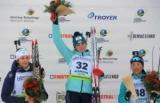 Использует признана лучшей спортсменкой Украины в январе