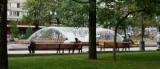 Новопушкінський сквер: улюблене місце відпочинку москвичів